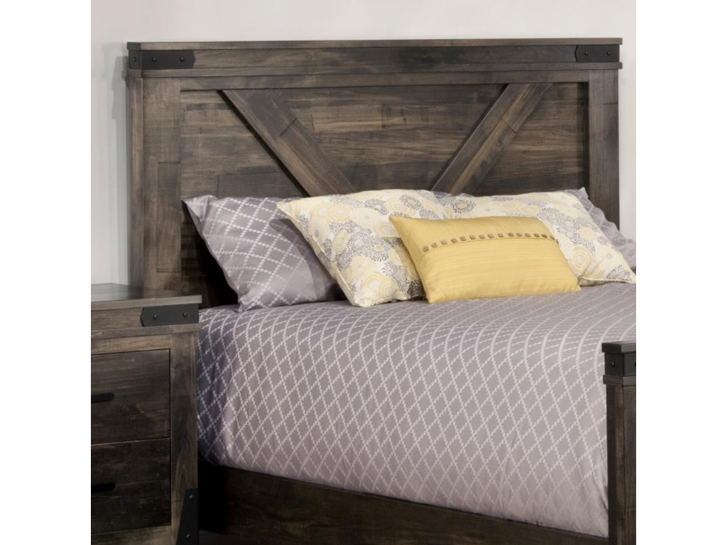 Headboard Shown May Not Represent Size Indicated. Frame Sold Separately