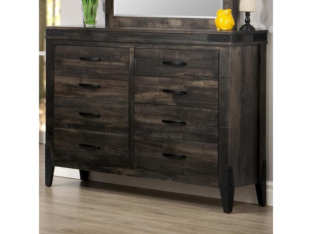 Handstone ChattanoogaHigh Dresser