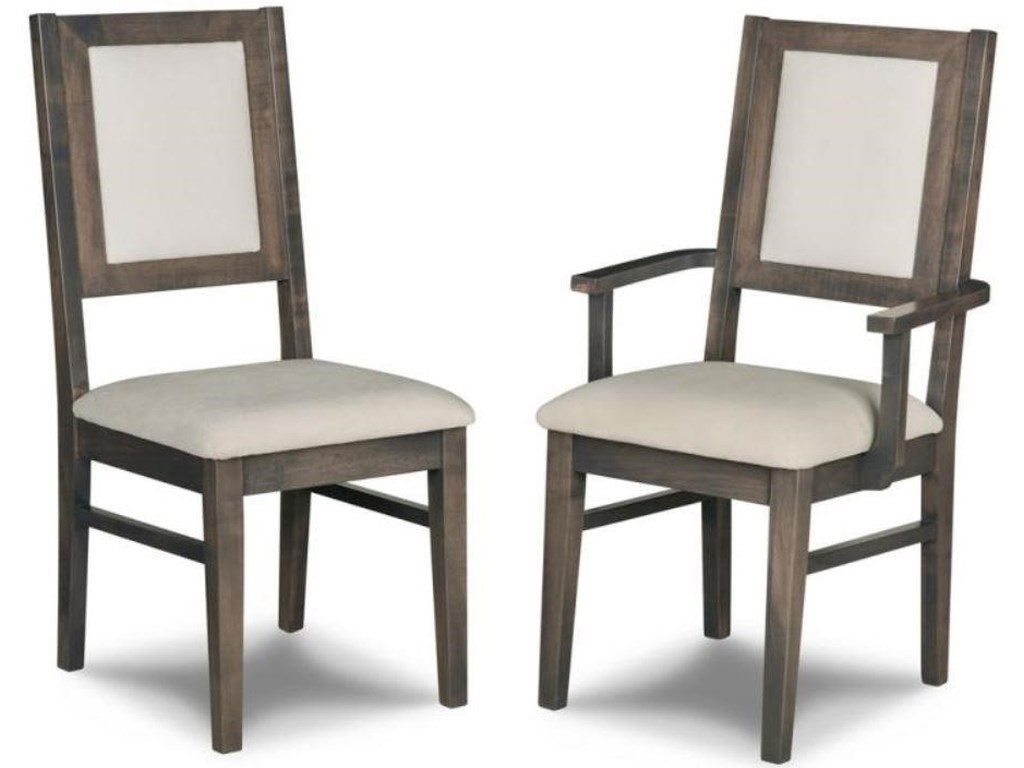 Handstone ContempoSide Chair