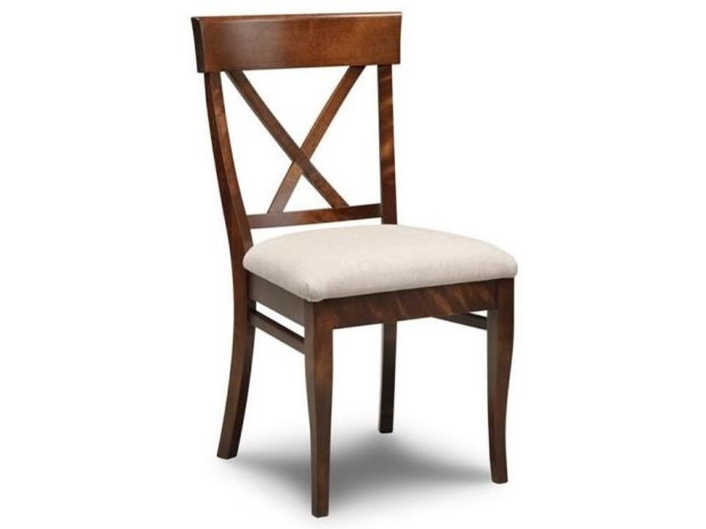 Handstone FlorenceX Back Side Chair