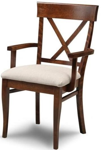 Handstone FlorenceX Back Arm Chair