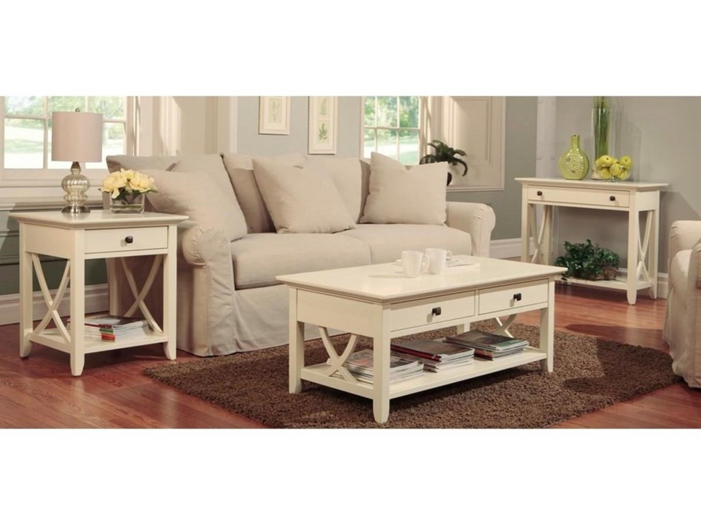 Handstone FlorenceCoffee Table