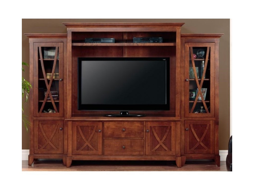 Handstone FlorenceWall Unit for 60