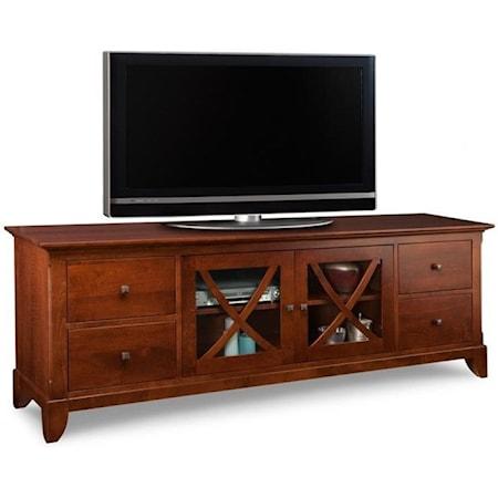 "83"" HDTV Cabinet"