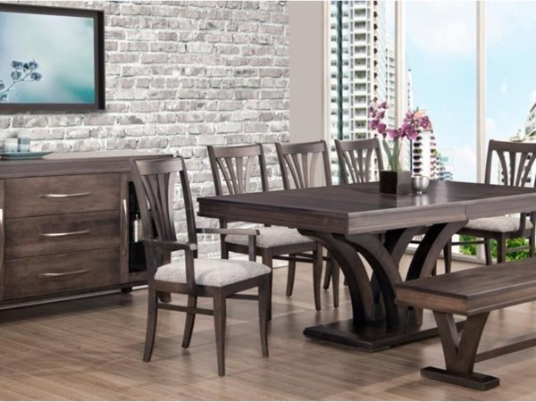 Customizable Verona Formal Dining Room Group