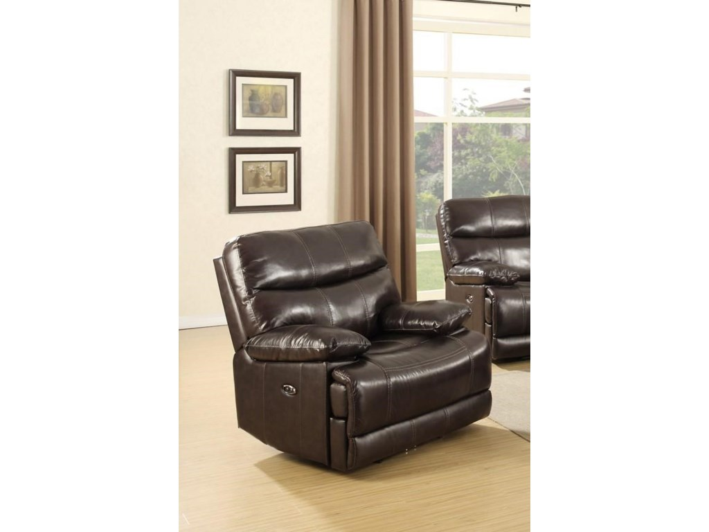 Happy Leather Company 3282BPower Recliner