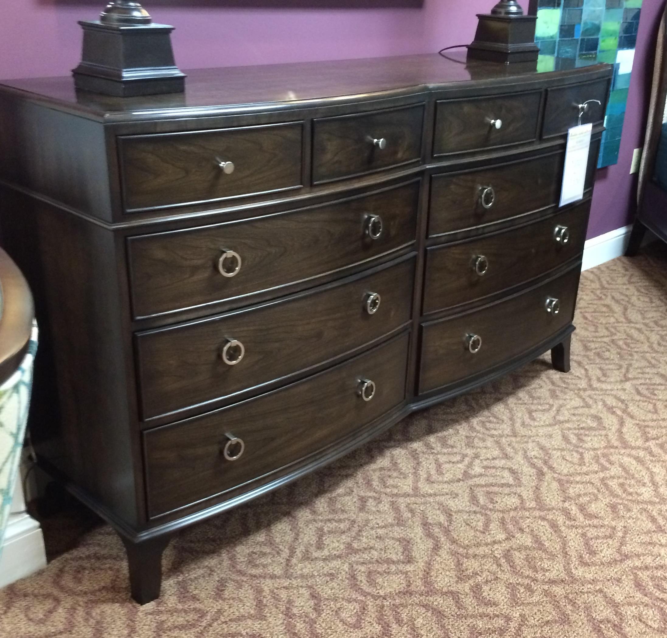 harden furniture classic cherry nuclassic triple dresser dunk u0026 bright furniture dresser