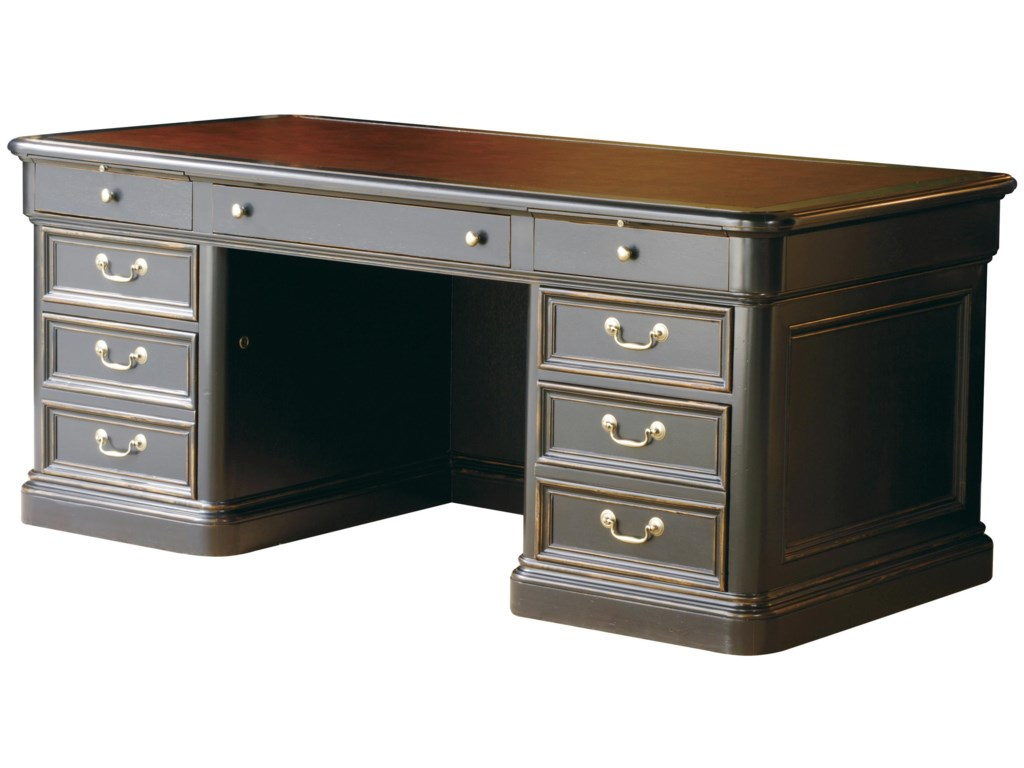 Hekman 7-9100Executive Desk