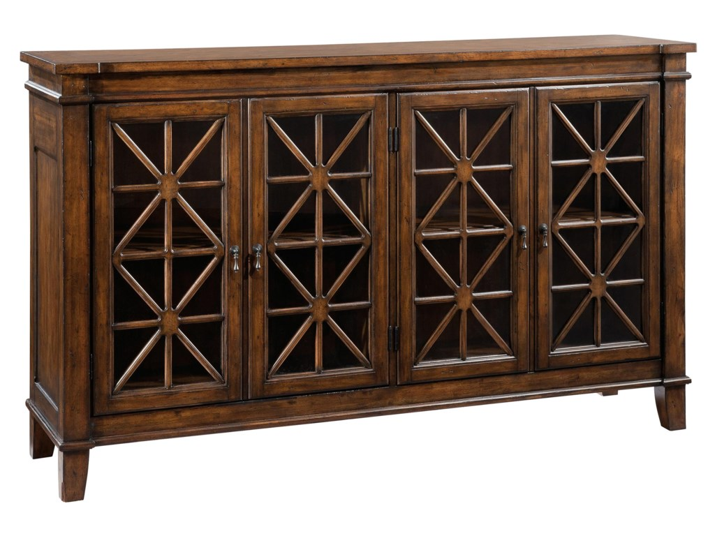 Hekman Accents and OccassionalTraditional Entertainment Console