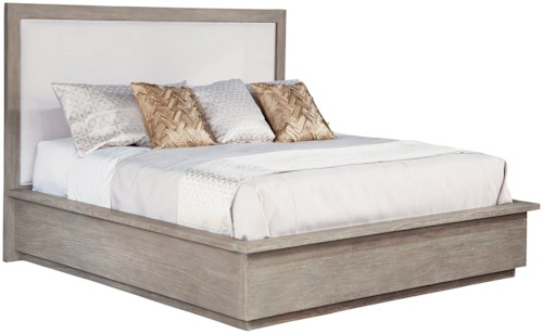 Hekman Berkeley Heights Upholstered Panel King Bed