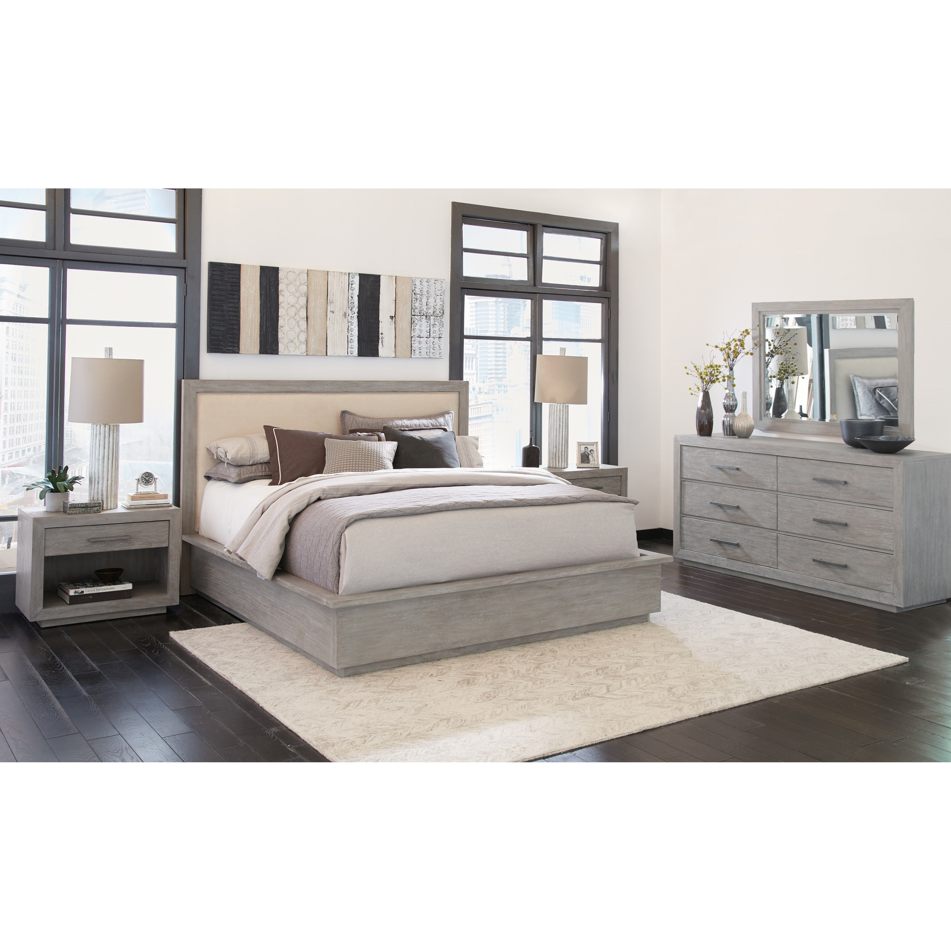 ... Hekman Berkeley HeightsQueen Bedroom Group