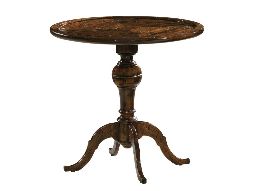 Hekman Rue de BacLamp Table