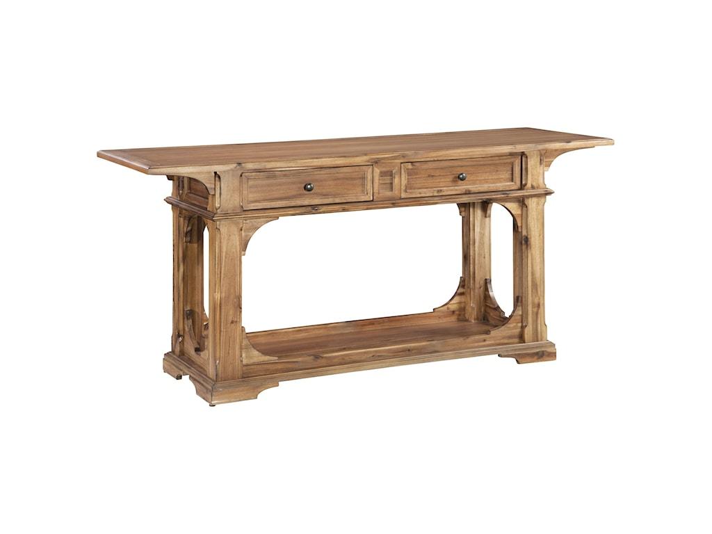 Hekman Wellington HallSofa Table