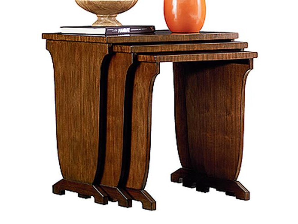 Henredon Acquisitions ParisMarietta Nesting Table