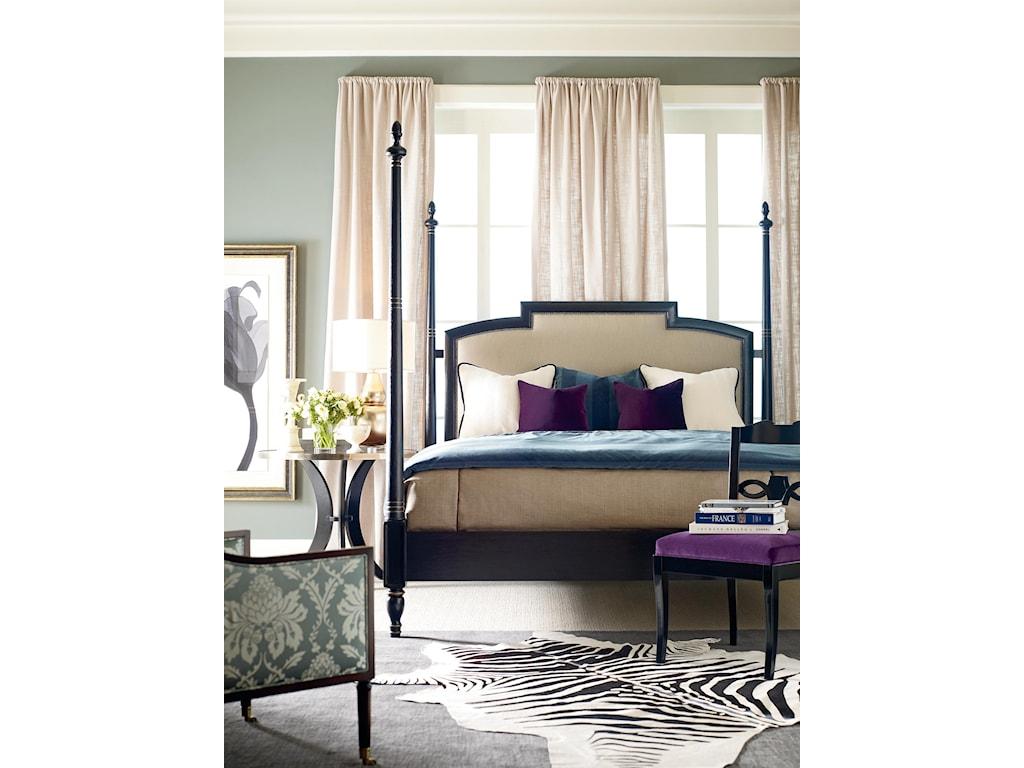 Henredon Acquisitions ParisRolando King Bed