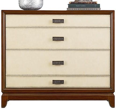 Henredon Acquisitions Paris Neava Chest with 4 Drawers