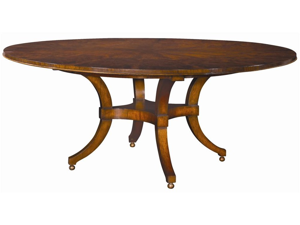 Henredon AcquisitionsRound Dining Table