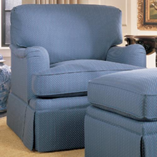 Henredon Henredon UpholsteryUpholstered Chair ...