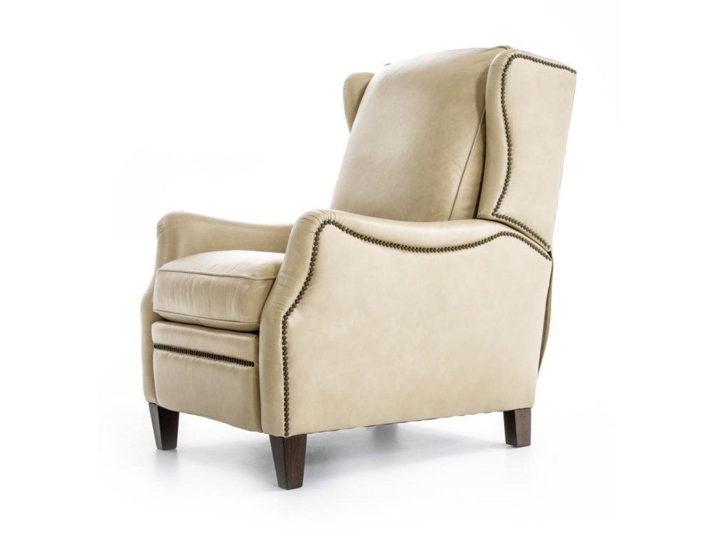 Henredon LomondPower High Leg Recliner