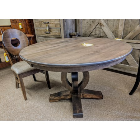 Customizable Solid Wood Dining Table