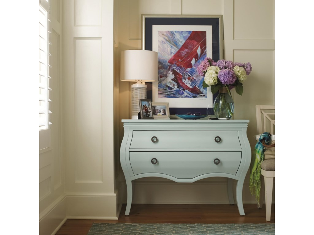 HGTV Home Furniture Collection Accents by HGTV HOMEBombe Chest
