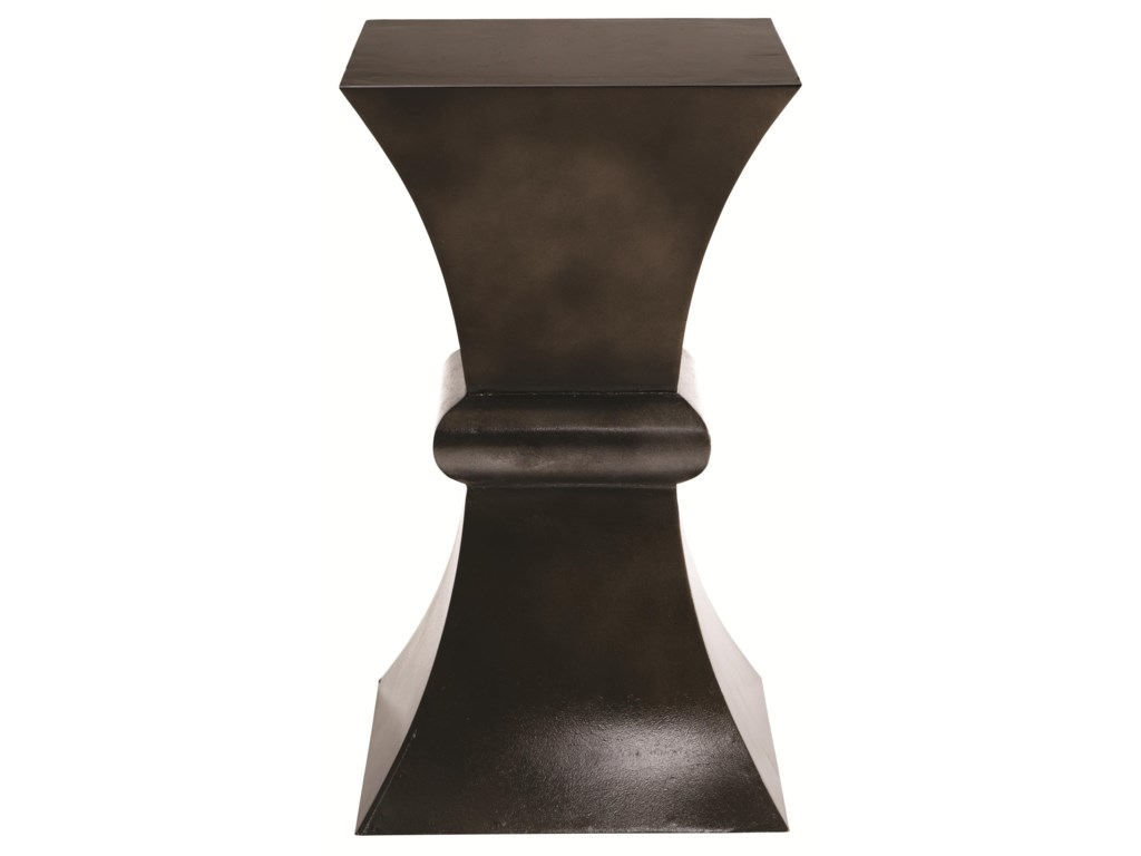 HGTV Home Furniture Collection Accents by HGTV HOMEBronze Lacquer Accent Table