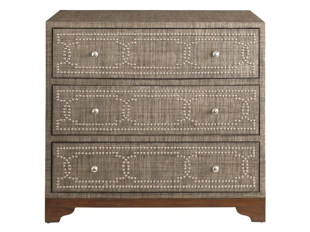 HGTV Home Furniture Collection Accents by HGTV HOMERaffia Chest