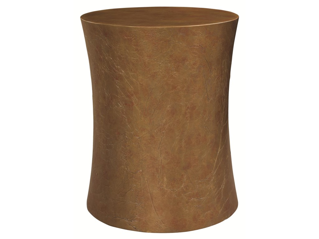 HGTV Home Furniture Collection Accents by HGTV HOMECopper Textured Pedestal