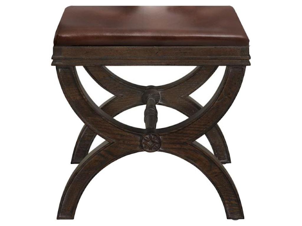 HGTV Home Furniture Collection WoodlandsStool