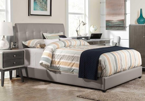 Hillsdale 1945Lusso King Bed