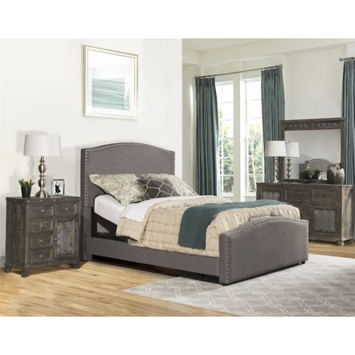 Hillsdale 1995 King Bed