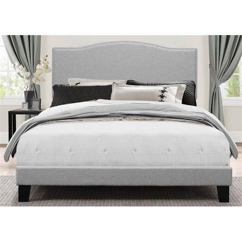 Hillsdale 2011 Upholstered Bed