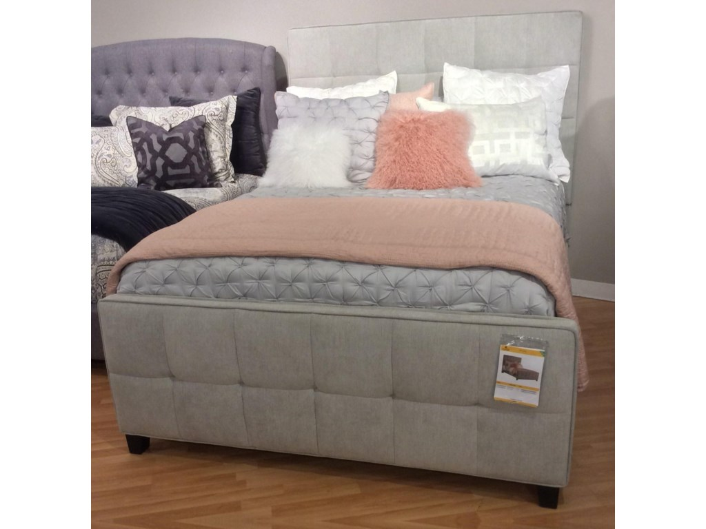 Hillsdale 2172Queen Upholstered Bed