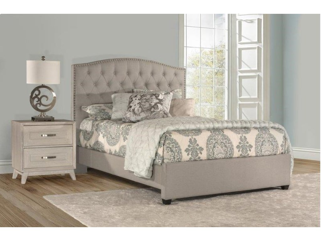 Hillsdale 2297Queen Upholstered Bed