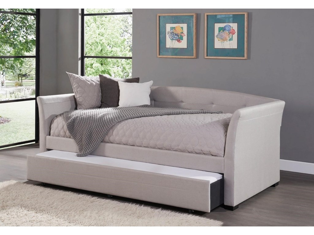 Hillsdale 2412Morgan Gray Daybed