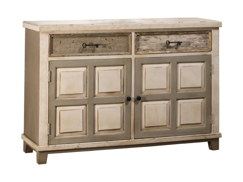 Hillsdale AccentsConsole Table with Two Door Storage