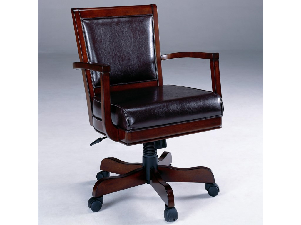 Hillsdale AmbassadorCaster Game Chair