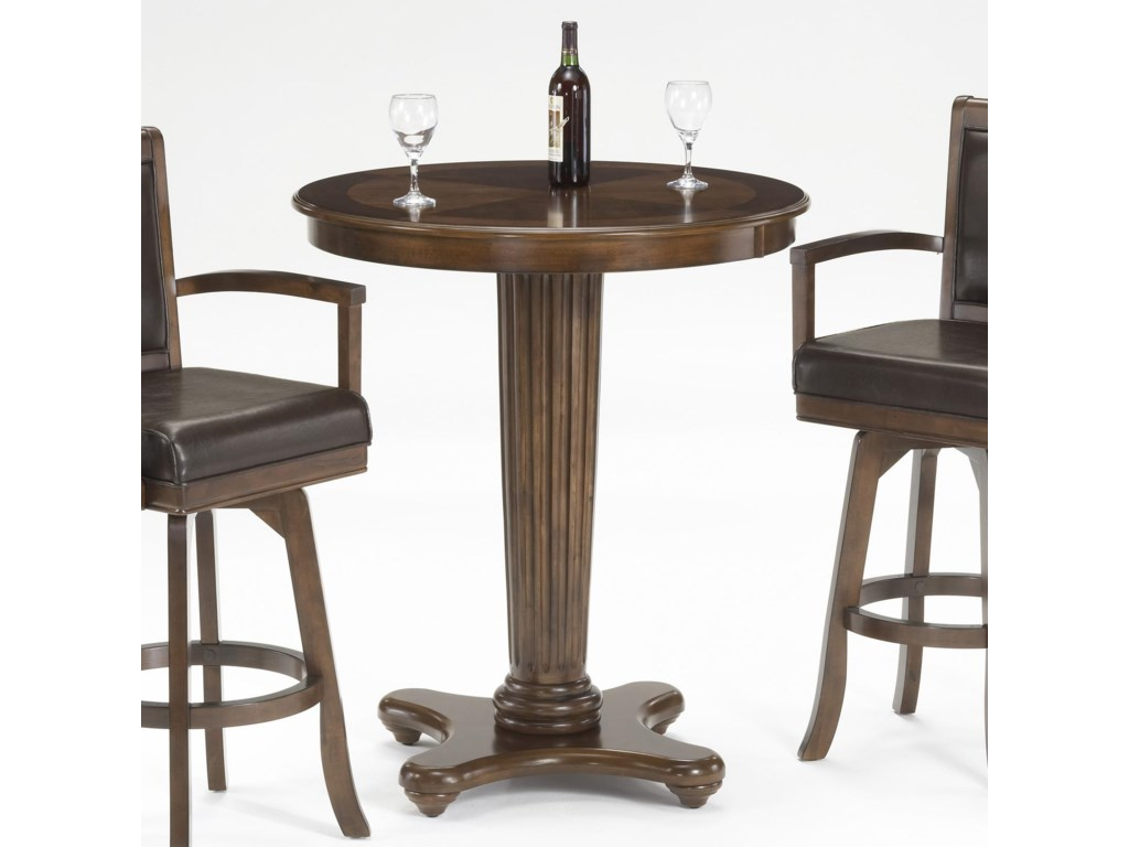 Hillsdale AmbassadorBar Height Table