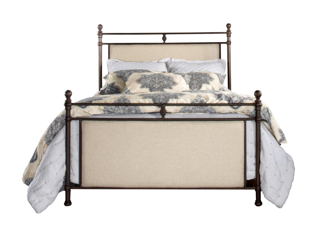 Hillsdale AshleyKing Upholstered Bed