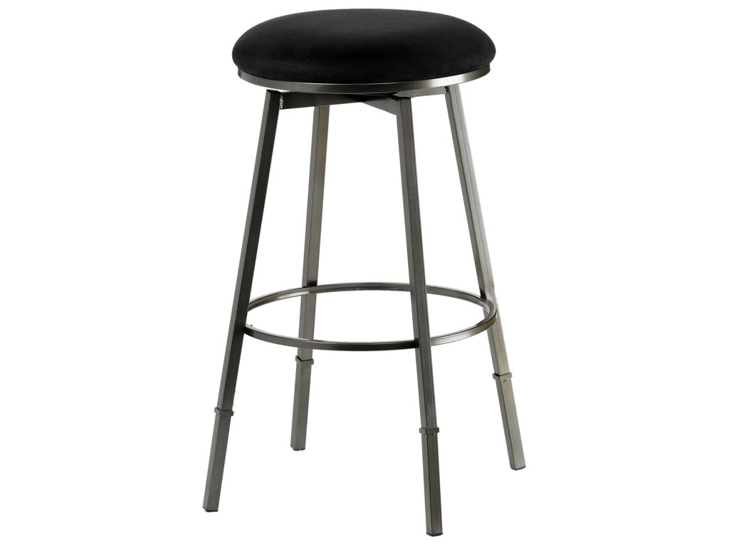 Hillsdale Backless Bar StoolsSanders Adjustable Backless Bar Stool