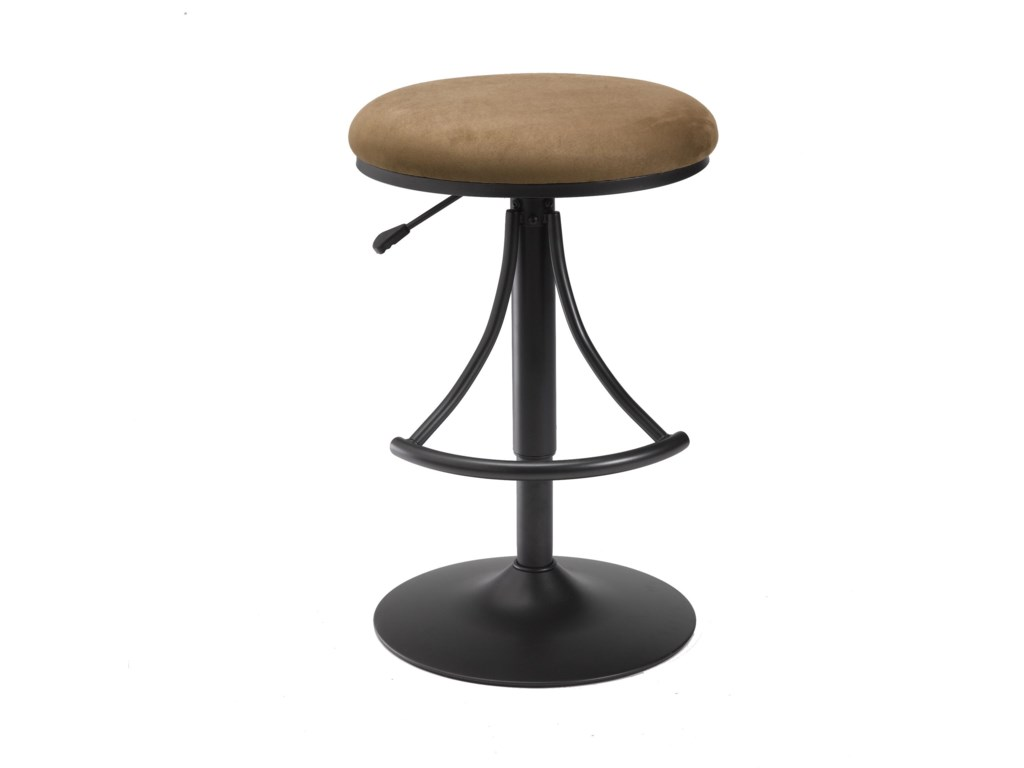Hillsdale Backless Bar StoolsVenus Backless Swivel Bar Stool