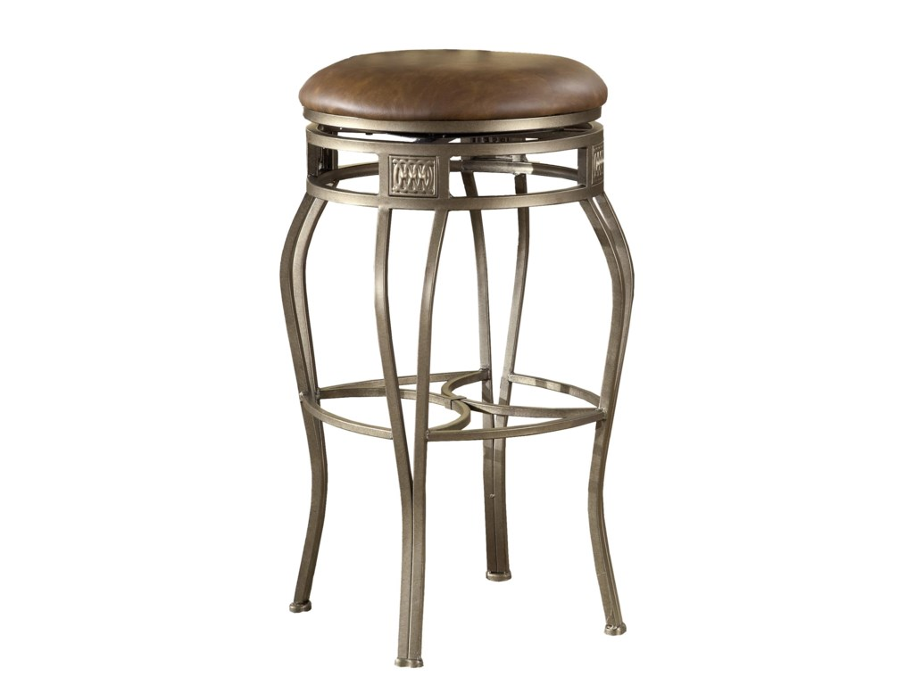 Hillsdale Backless Bar Stools26
