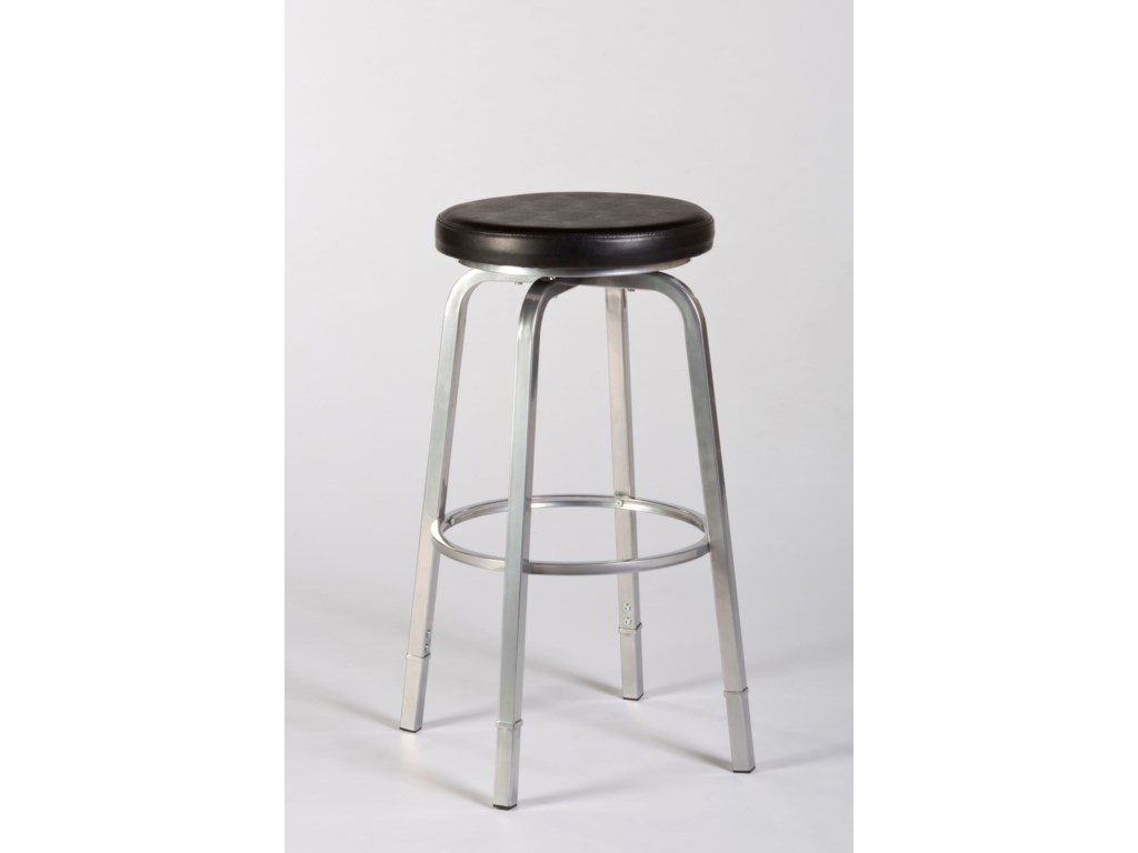 Hillsdale Backless Bar StoolsNeeman Backless Counter/ Bar Stool