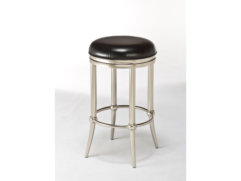 Hillsdale Backless Bar StoolsCadman Backless Counter Stool