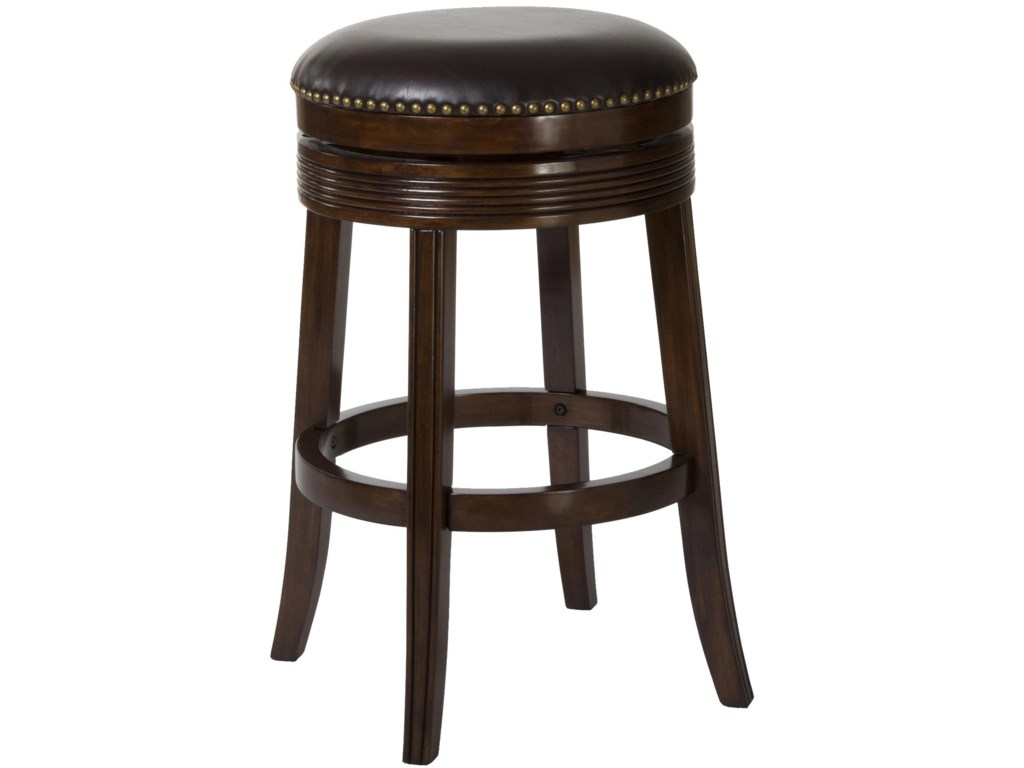 Hilale Backless Bar Stools 26 Tillman Swivel Counter Stool