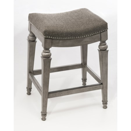 Vetrina Bar Stool Gray