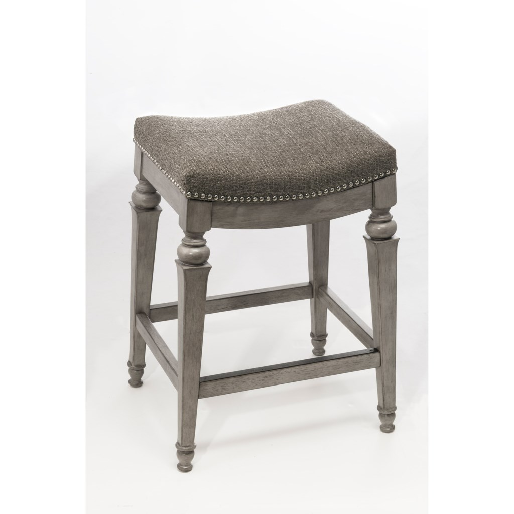 Hillsdale Backless Bar Stools Backless Non Swivel Bar Stool With
