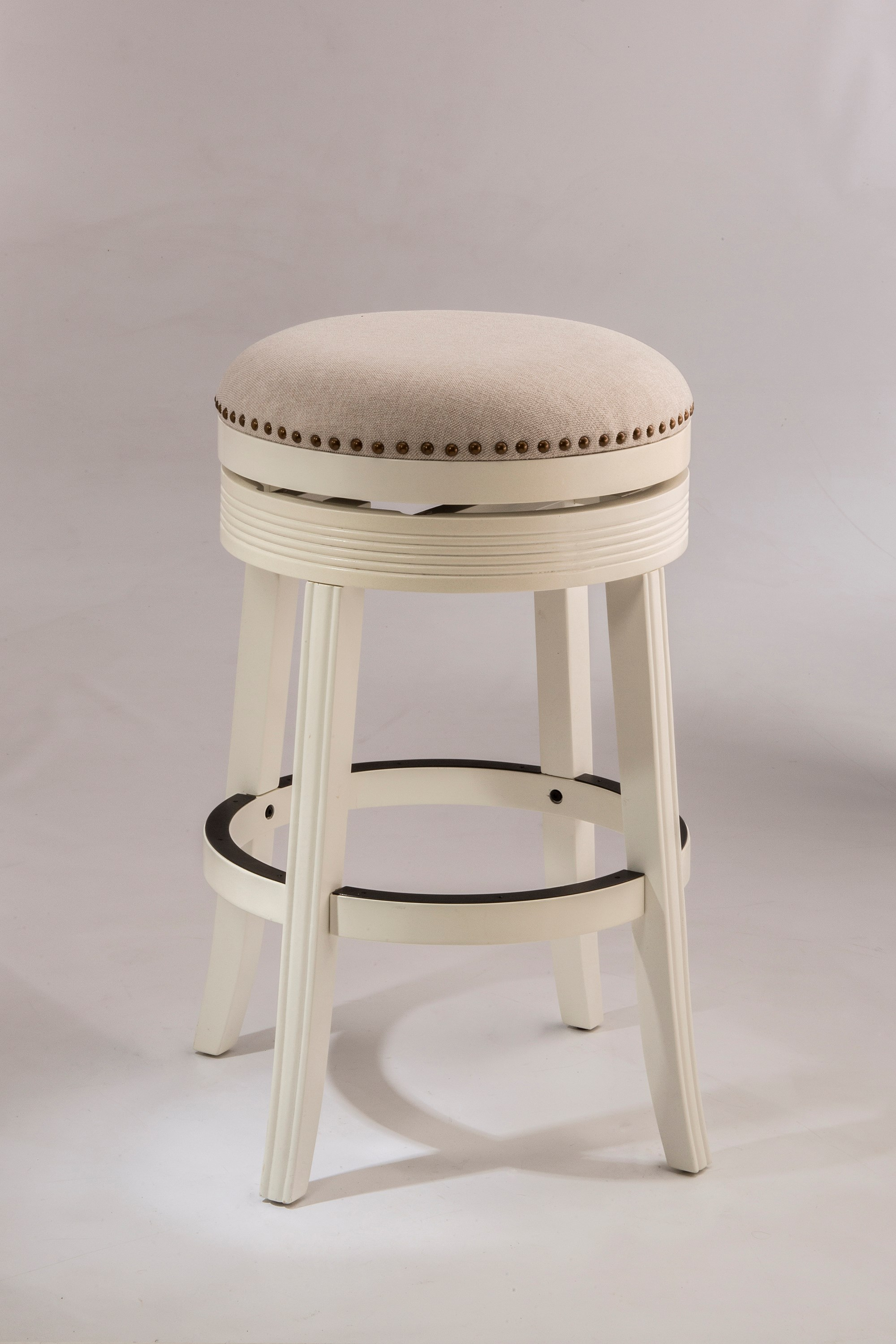 white backless bar stools. Morris Home Backless Bar StoolsBackless Swivel Counter Stool White Stools S