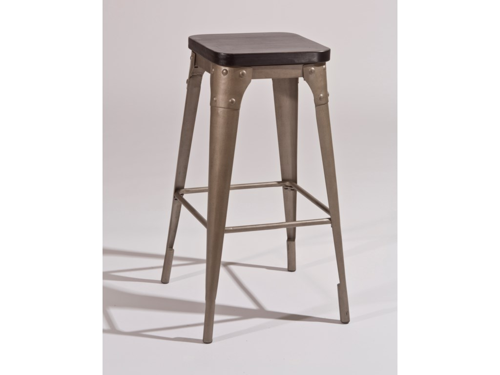 Hillsdale Backless Bar StoolsBackless Counter Stool