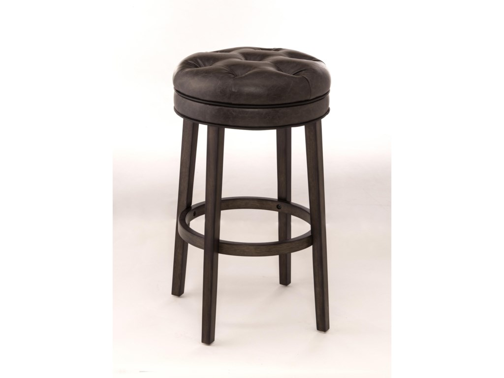 Hillsdale Backless Bar StoolsBackless Swivel Counter Stool
